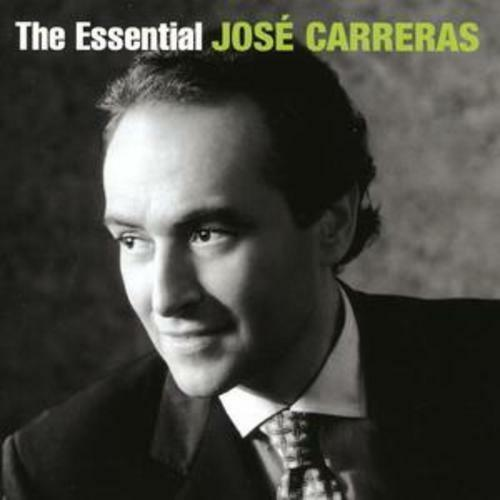 Jose Carreras - The Essential [New & Sealed] 2 CDs