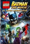 Lego Batman The Movie DC Superheroes Unite DVD