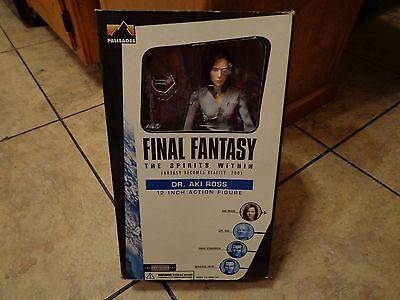 Palisades Toys Final Fantasy Spirits Within Doctor Aki