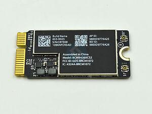 WiFi-Bluetooth-Air-Port-Card-BCM94360CS2-653-0023-for-MacBook-Air-13-034-a1466-2013