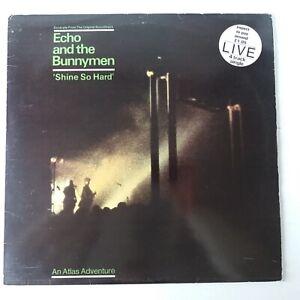 Echo-And-The-Bunnymen-Shine-So-Hard-12-034-Vinyl-Single-EX-NM