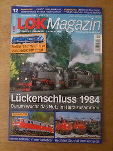 LOKMagazin, Dezember 2014.