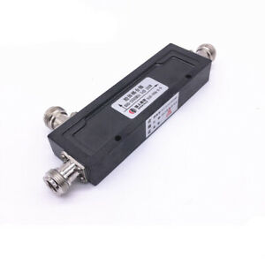 800-2500MHz Coupling Coaxial Directional Coupler Female RF 10dB-40dB 200 Watts