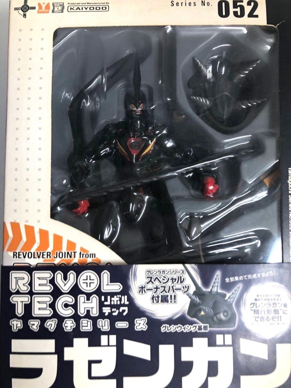 gratuito Shipping from Japan Revoltech Lazengann Tengen Toppa Gurren Lagann Kaiyodo