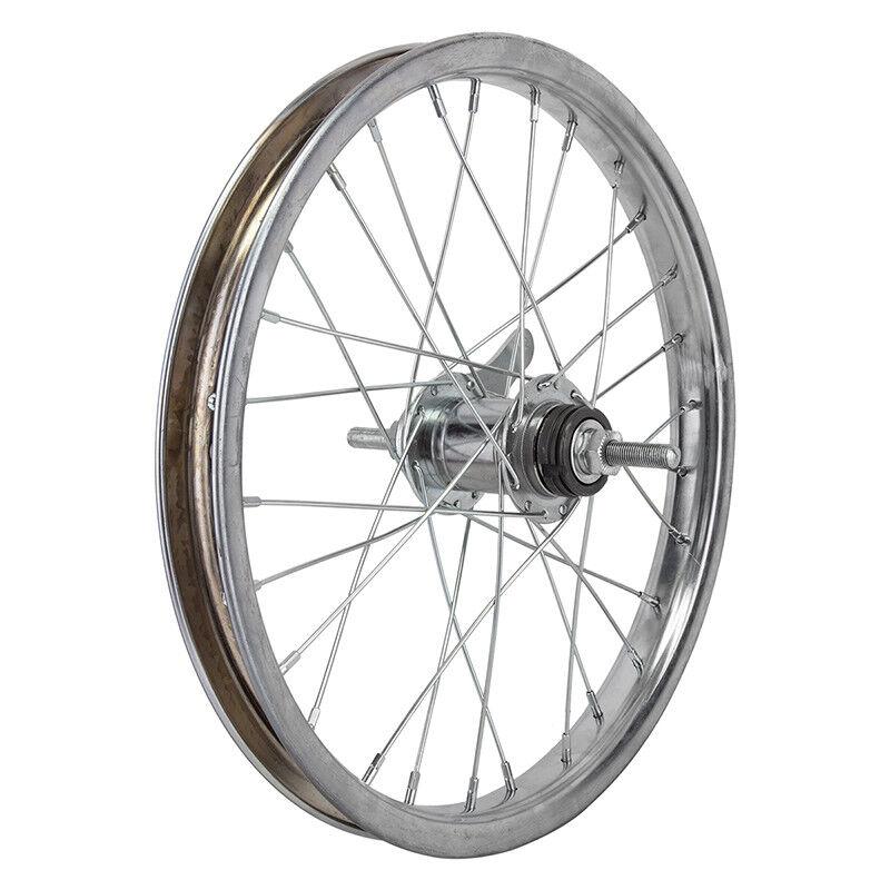 WM Wheel  Rear 16x1.75 305x25 Stl Cp 28 Kt Cb 110mm 14gucp W trim Kit