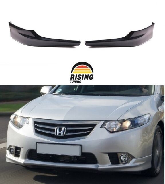 Front Fangs For Honda Accord 8 Acura TSX 2011-2013 Type-S