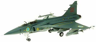 AVIATION72 SAAB GRIPEN SWEDISH AIR FORCE 7/02 AV7243001 1/72 SCALE