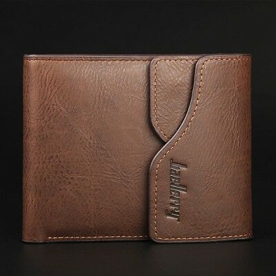 Branded High Quality Genuine Leather Wallet Purse for Men Gents