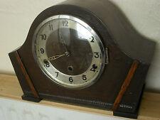 Mantel Clock Art Deco con carillón de Westminster