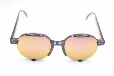 2019 Nuovo Stile Vintage Sunjet Carrera 5263 83 48 [] 19 Violetto Rosso Ovale Occhiali Da Sole Nos-mostra Il Titolo Originale Materiali Accuratamente Selezionati