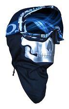 Grace Folly Face Mask XSeries Black Silver Ski Snowboard Motorcycle Bandana