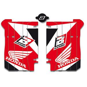 Kühlerschützer Dekor Honda CRF CR-F 250 2010-2013 2012 2011