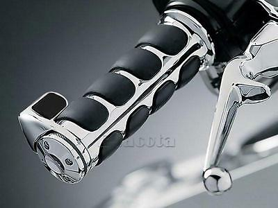 "Motorcycle 1"" Bar Hand Grips for Yamaha Royal V Star XVS 650 950 1100 1300 XVZ"