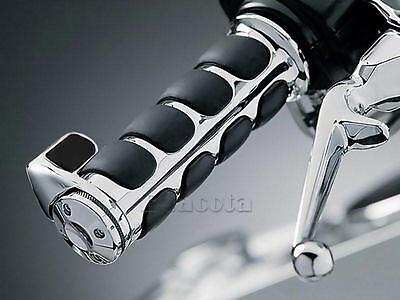 "Motorcycle 1"" Bar Hand Grips for Yamaha Royal V Star XVS 650 950 1100 1300 XVZ"