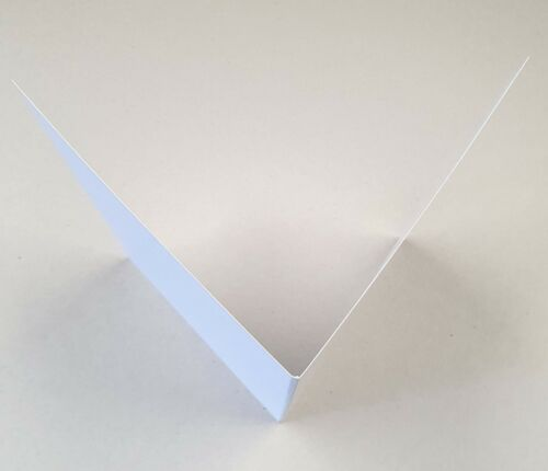 A3 Folding To A4 Large Pre Scored White Card Blanks 300gsm Up To 500gsm