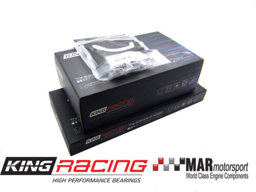 KING RACE Mains Big End Bearings /& Thrusts Ford Sierra Cosworth YB 0.25mm SIZE