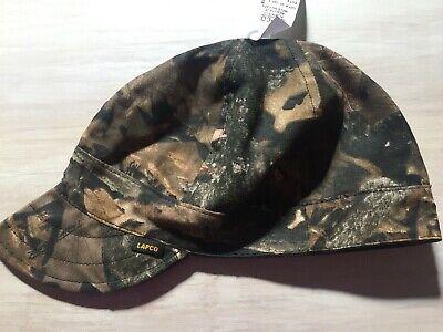 6 CAPS Welding Caps Lapco Size 7 3//8 NWT