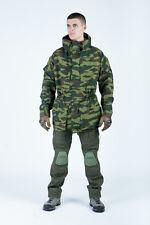 Russian army Field combat Parka, pattern Flora VSR-98, Giena Tactics