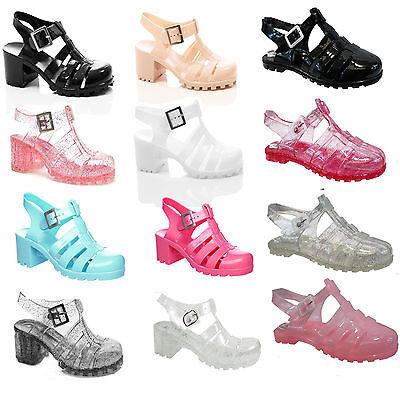 Millie Girls Kids Summer Beach Jelly Gladiator Strap Style Sandals Shoes