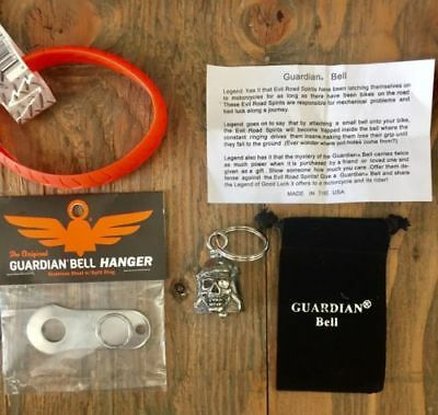 Acquista A Buon Mercato Guardian Bell Pirata Completo Moto Kit Con / Appendiabiti & Polsino