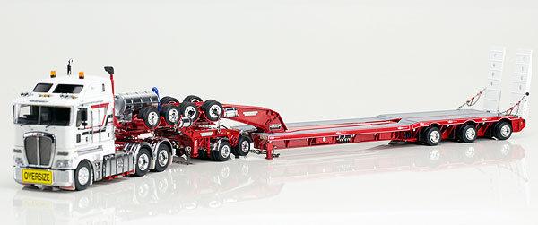 economico online Kenworth K200 w  Drake Trailer -    HIGGS HEAVY HAULAGE  - 1 50 -  ZT09041  prezzi più bassi