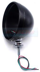 LOTUS-CATERHAM-7-034-INCH-BLACK-HEADLIGHT-HEADLAMP-SHELL-BOWL-CLASSIC-CAR-KIT-CAR