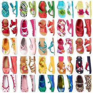Gymboree summer sandals shoes U CHOOSE NWT girls toddler youth