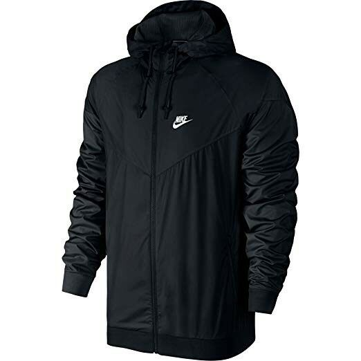 97945a6cc Men's Nike Sportswear Windrunner Jacket Black Size XL 727324 010 for sale  online | eBay
