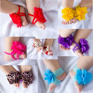 Top-Baby-Cute-Flower-Infant-Girl-feet-Toddler-Barefoot-Blooms-Sandals-Shoes