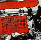 Shostakovich: Symphony No. 8 (CD, Apr-1998, Delos)