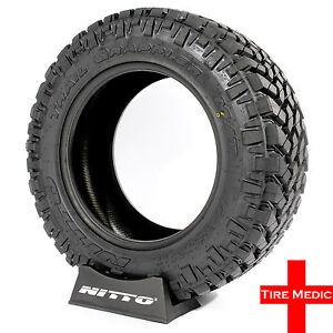 Nitto Terra Grappler Mt >> 2 New Nitto Trail Grappler M T Mud Terrain Tires Lt 37x12 50x17