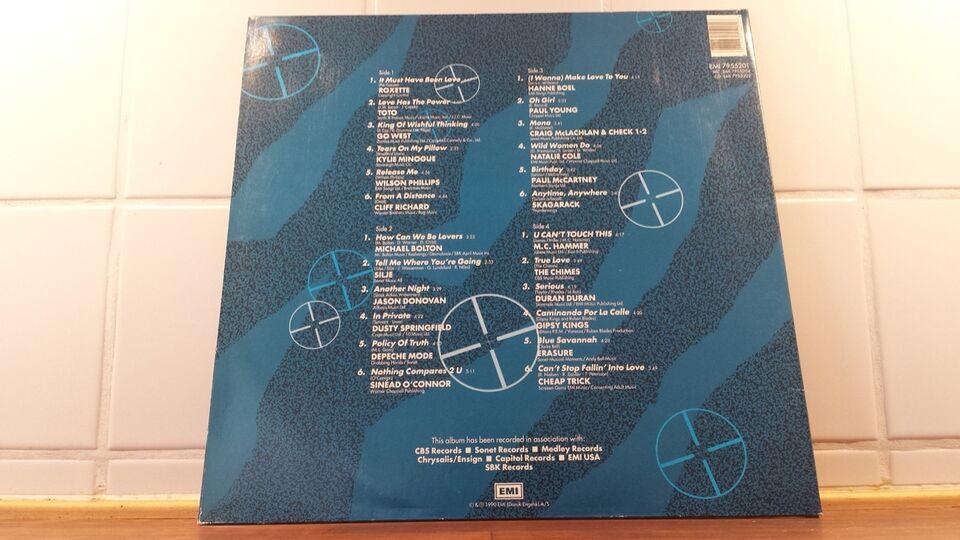 LP, Various 1990, Hit It
