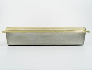 Vintage Rema 4595120 Aluminum 13 Quot X 9 Quot X 2 1 4 Quot Insulated