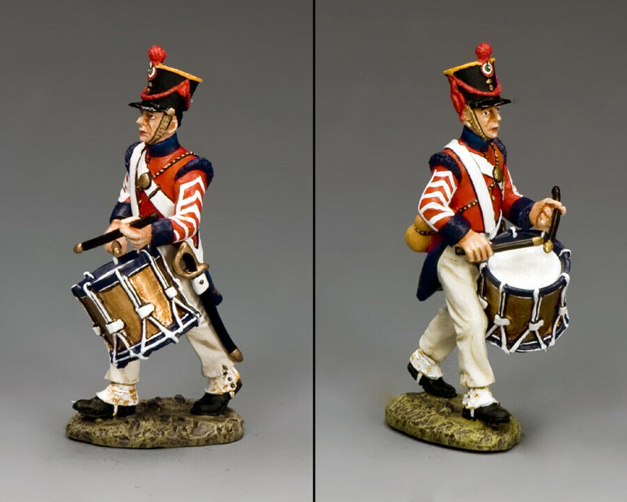 KING & COUNTRY REMEMBER THE ALAMO RTA090 MEXICAN DRUMMER MIB