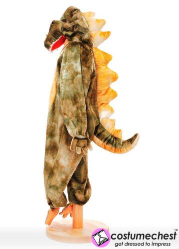 7-9 Anni Verde Dinosauro Costume da far finta di BEE