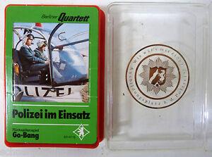 Berliner-Quartett-631-6715-Polizei-im-Einsatz-Werbeausgabe-Polizei-NRW
