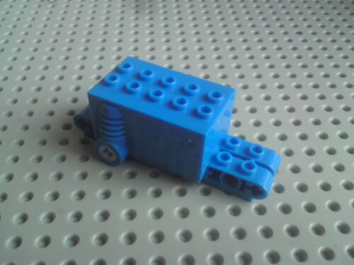 Lego Technic Motor Pull Back 4x9x2/&2//3 47715 Blue x1