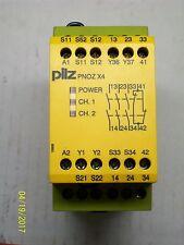 PILZ SAFETY RELAY 24VDC 2.5 WATT 774730 , PNOZ X4