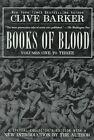 Clive Barker's Books of Blood 1-3 by Clive Barker (Paperback / softback)