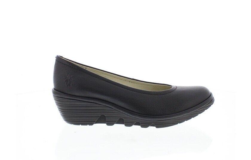Fly London Pump Womens Ladies Black shoes Size UK 4   EU 37 - Last Pair