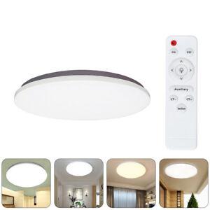 24W Plafonnier LED–Lampe de plafond–Couleur de réglable par télécommande