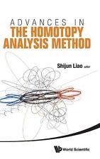 ADVANCES IN THE HOMOTOPY ANALYSIS METHOD, New, LIAO SHIJUN Book