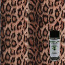 Hydrographic Film Water Transfer Film Hydro Dip Kit 6 Oz Activator Tan Cheetah 2