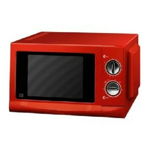 Signature S24003egl Mo 17l Microwave In Red Brand New
