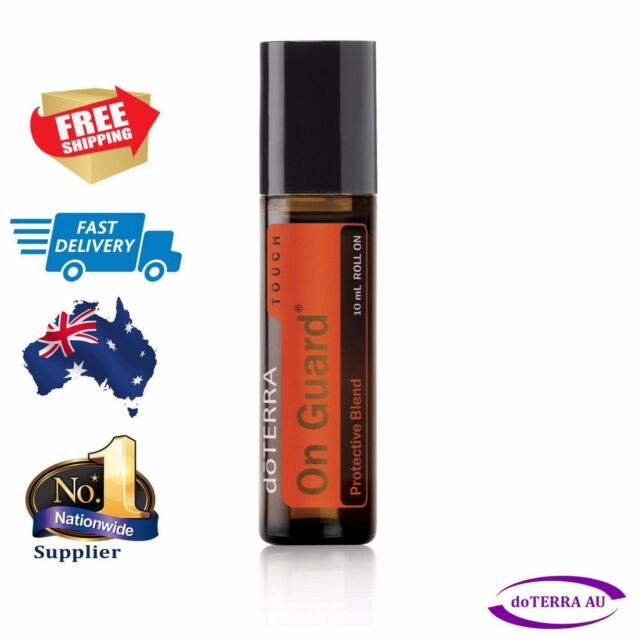 doTERRA On Guard Touch Essential Oil 10ml Pure Immune Cough Cold Flu Kills Germs