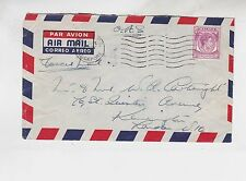 singapore 1956 force serive P.O.cover     g1018