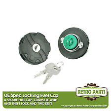 Locking Fuel Cap For Volkswagen Polo MK4 2001-2009 OE Fit