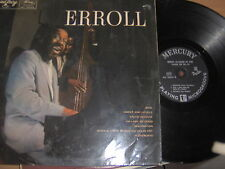 "LP 12"" ERROL GARNER IN THE LAND OF HI-FI MERCURY 36069 1957 EX"