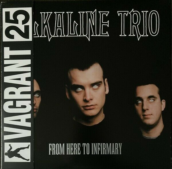 Alkaline Trio From Here to Infirmary Vinyl LP RSD 2021 New Nofx Blink 182 mxpx