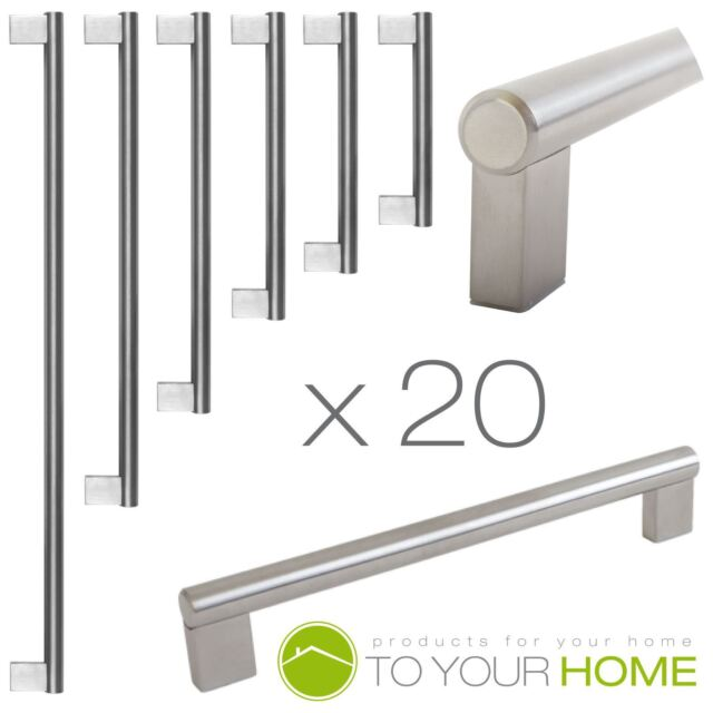 Kitchen Door Handles Doors Or Drawers, Kitchen Cabinet Stainless Steel Handles